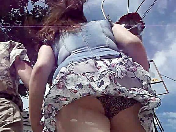 chubby girl video: