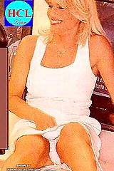 Heather Upskirt