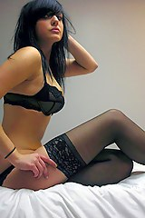 Sexy girls in lingerie before cam