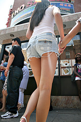0161-leggy-girl-wears-jeans-shorts