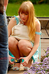 mix upskirt hq0304 Cute upskirt on a summer day